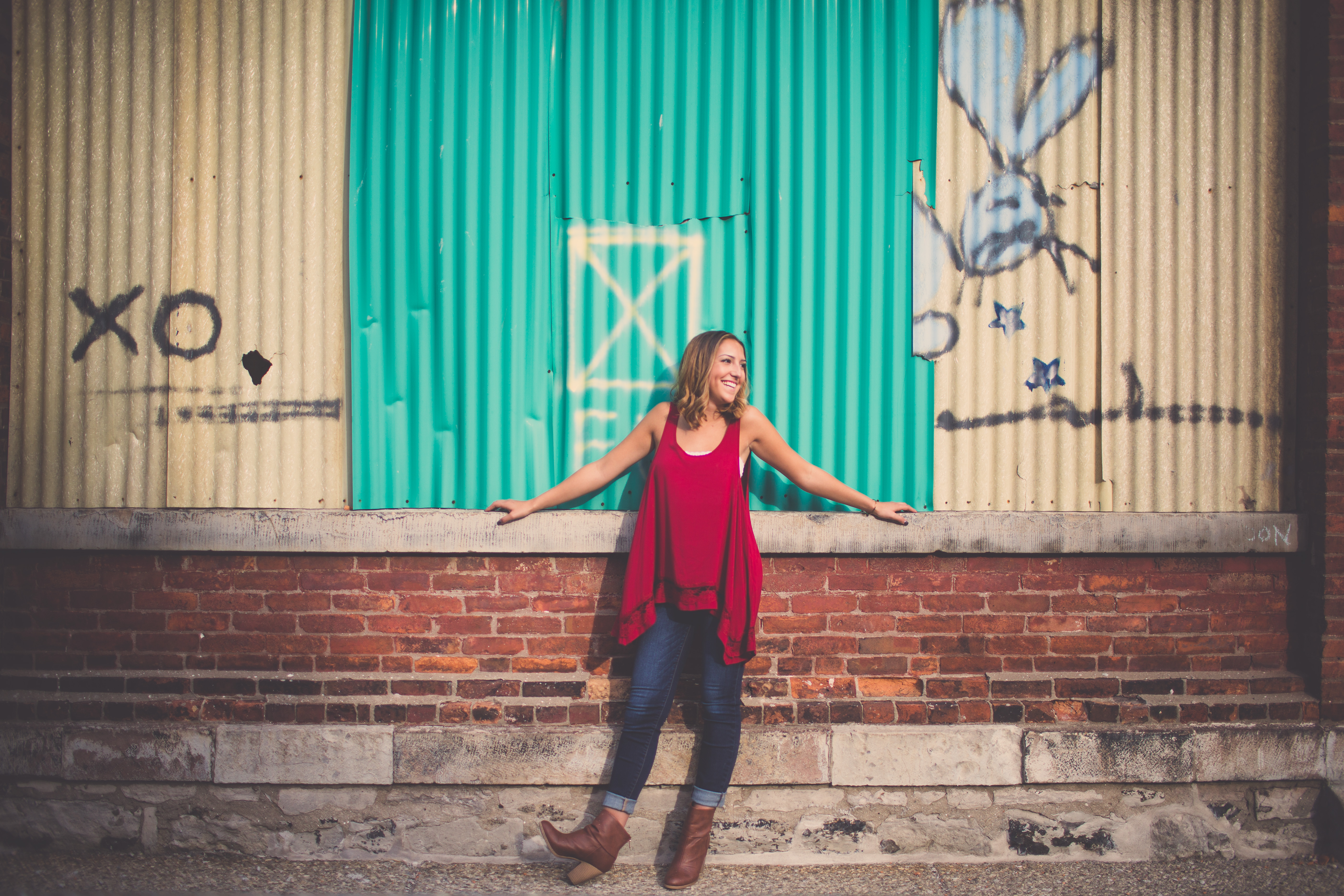 Ashley – Williamsville North High School Senior Buffalo NY