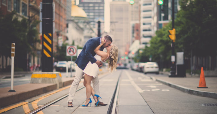 Melissa & Nate – Engagement Photography Buffalo NY